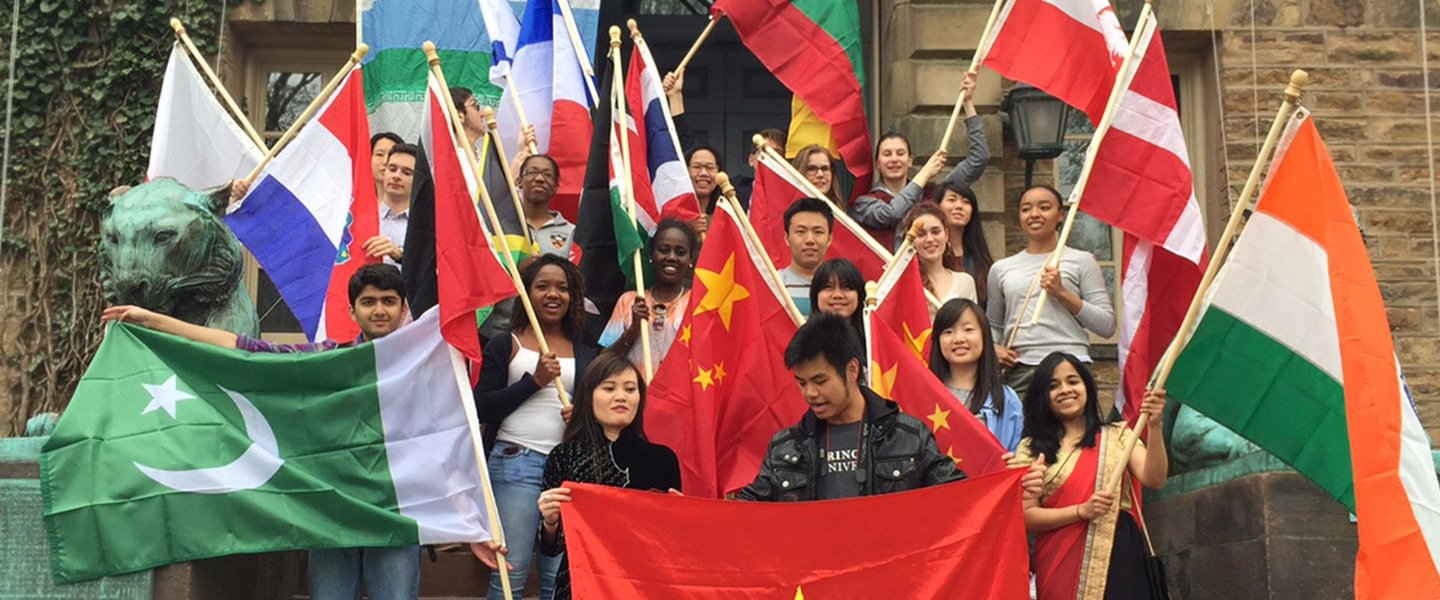 Serving Princeton's International Community